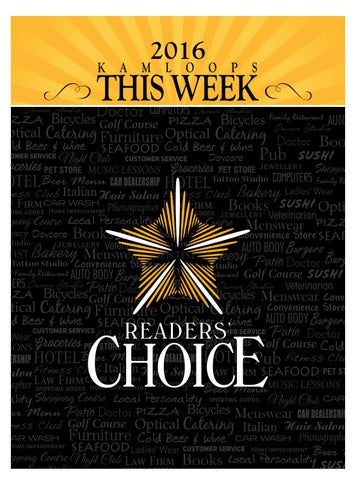 2016 kamloops readers choice by kamloopsthisweek issuu page 1 solutioingenieria Choice Image