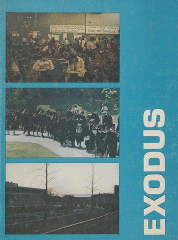 Exodus 1975 (Yearbook) by Rhode Island College: Digitial