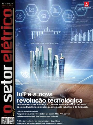 7268fc9851e O Setor Elétrico (Edição 123 - Abril 2016) by Revista O Setor ...