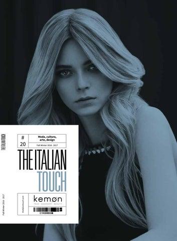 The Italian Touch  20 by Kemon Italia - issuu 94a9b0c3d19a