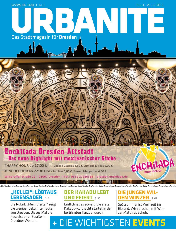 Urbanite Stadtmagazin Dresden September 2016 By Urbanite Issuu