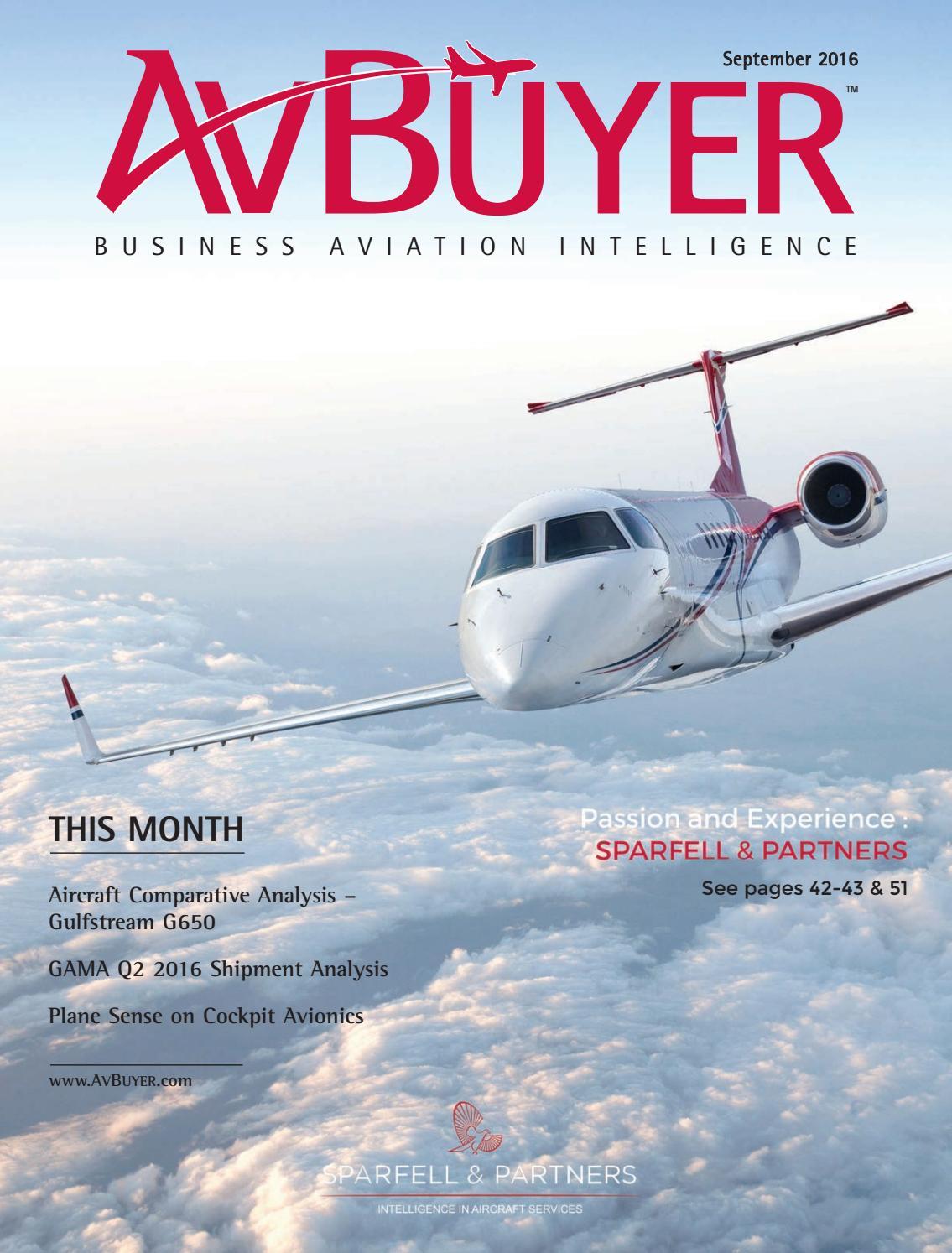 Avbuyer Magazine September 2016 By Ltd Issuu Garmin 696 Wiring Diagram