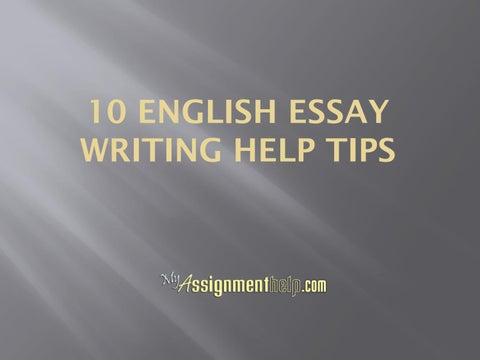 English Essay Writing Help Tips By Rose Robinson  Issuu  English Essay Writing Help Tips