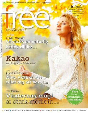 Free nr 5 september-oktober 2016 by Tidningen Free - issuu c61468118c82c