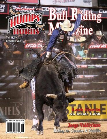 Humps N Horns Bull Riding Magazine Sep 2016 By Humps N