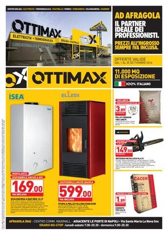 Combifix Italia Up720 Prezzo.Volantino Settembre Afragola By Ottimax Issuu