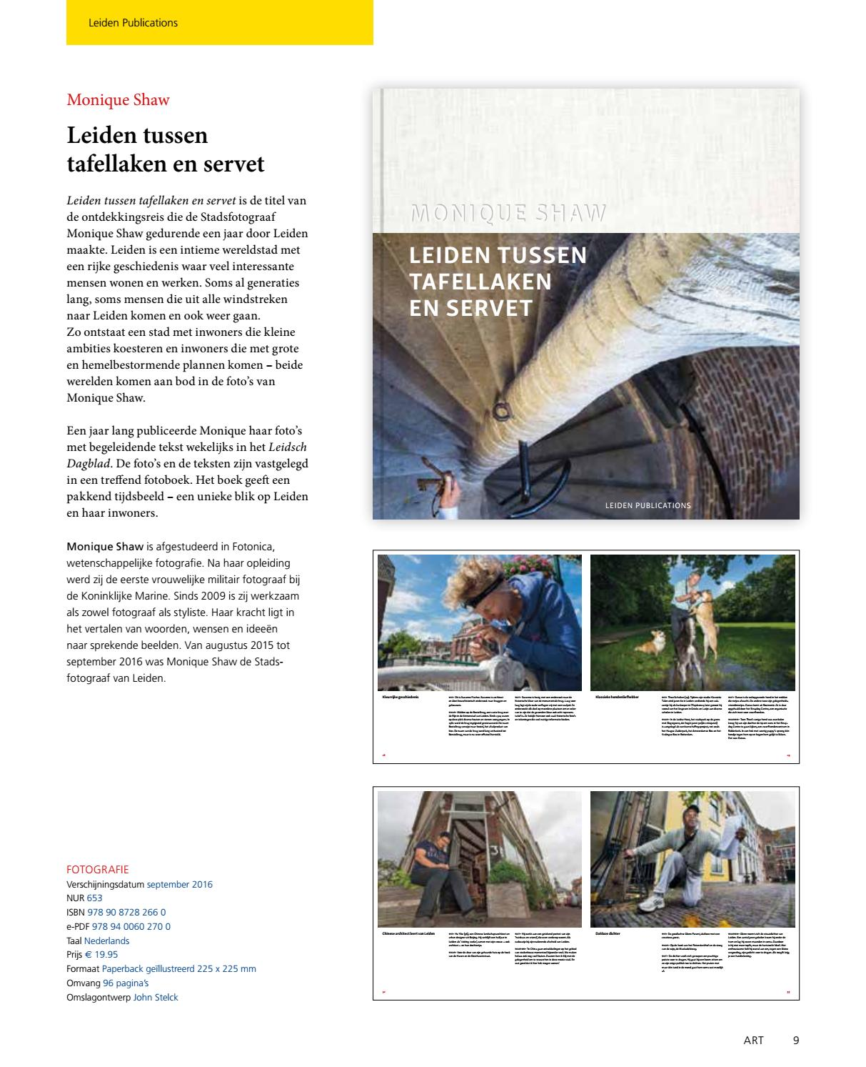 Lup Catalogue 2016 By Leiden University Press Issuu