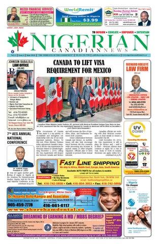 611b874046d8 June 2016 ncnc by Nigerian Canadian News - issuu