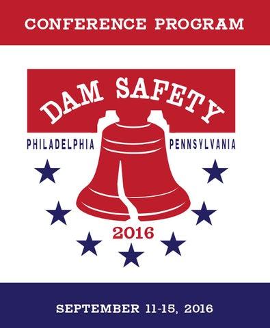 ASDSO Dam Safety 2016 Conference Program