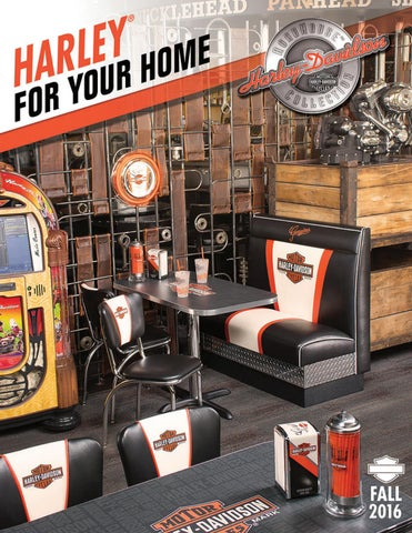 Harley Davidson 174 Roadhouse Collection Fall 2016 Catalog