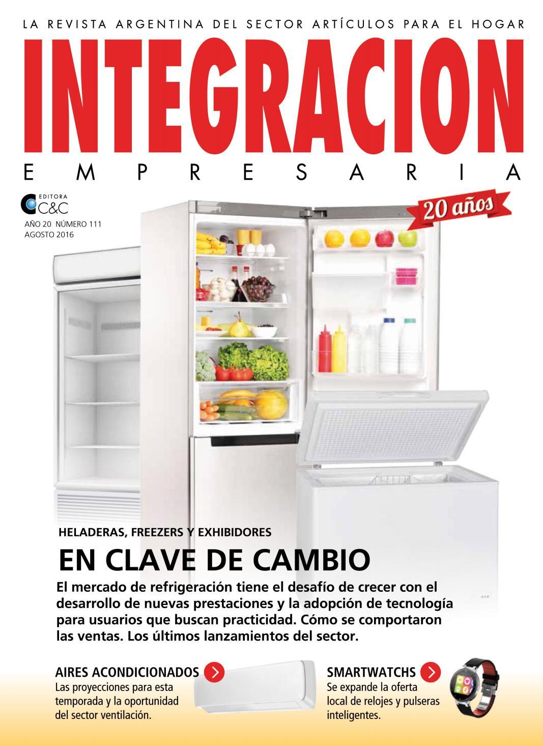 Integración Empresaria 111 by Grupo Eletrolar - issuu a2e0c93d6f9a