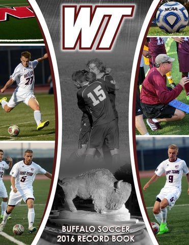 df61832c3e6 2016 Men's Soccer Record Book by West Texas A&M Athletics - issuu