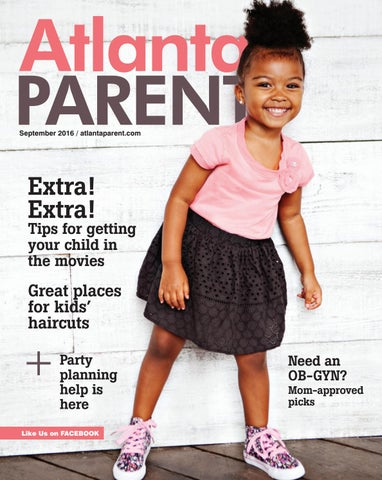September 2016 By Atlanta Parent