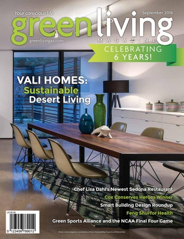 Green Living September 2016 By Green Living Az Magazine Issuu
