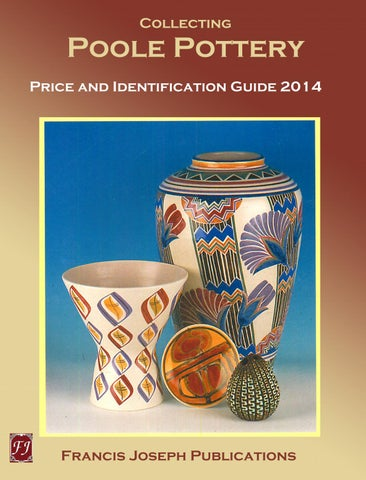 Collecting Poole Pottery By Francis Joseph Publications Issuu