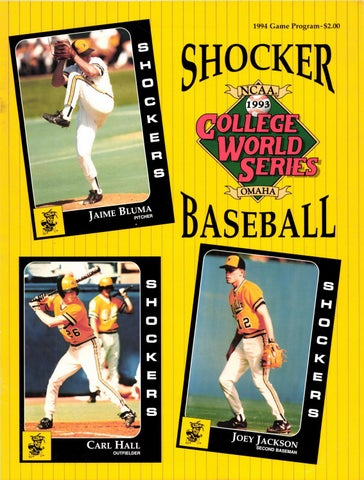 Image result for 1994 wichita state baseball