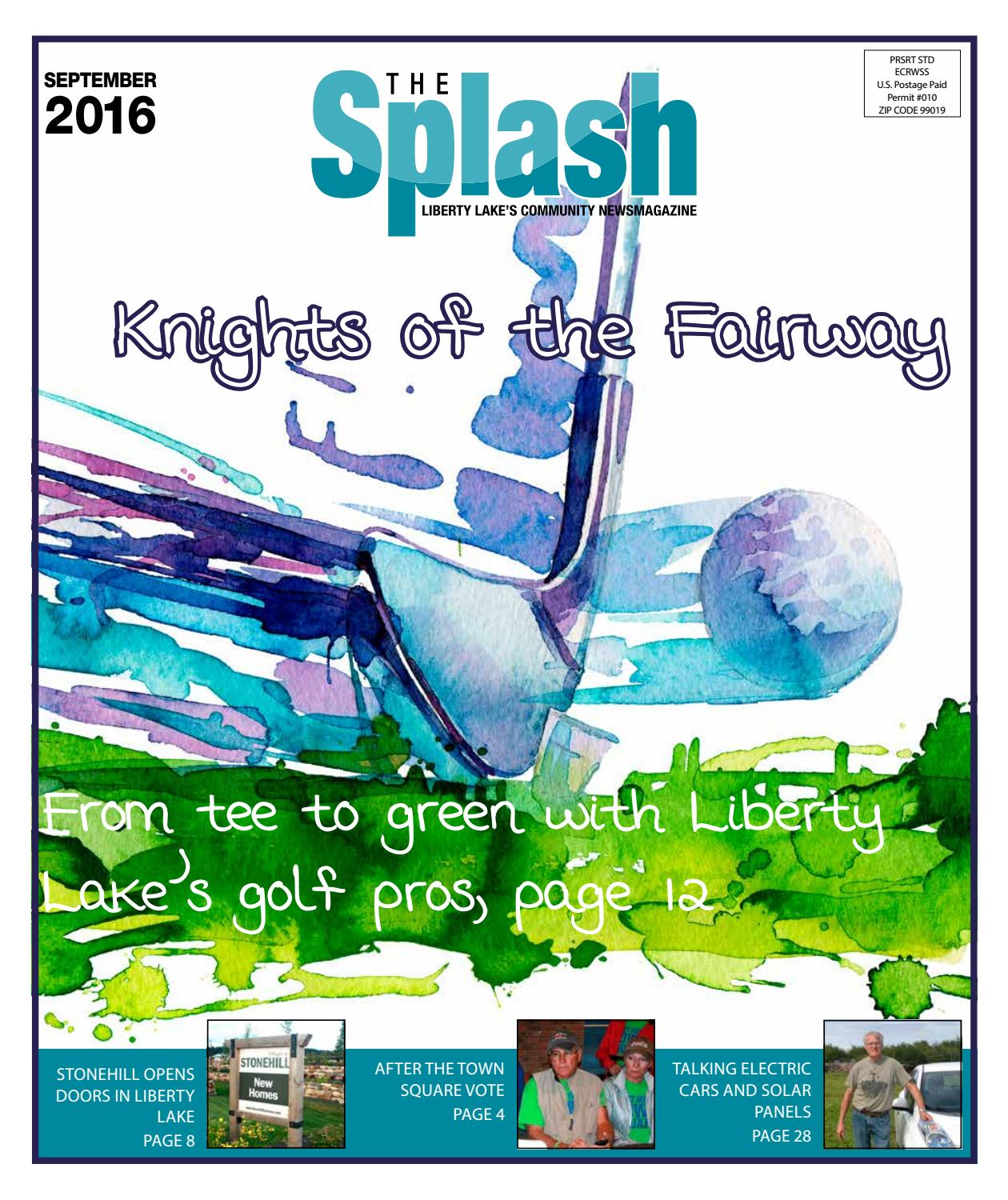 September 2016 splash by the liberty lake splash issuu fandeluxe Gallery