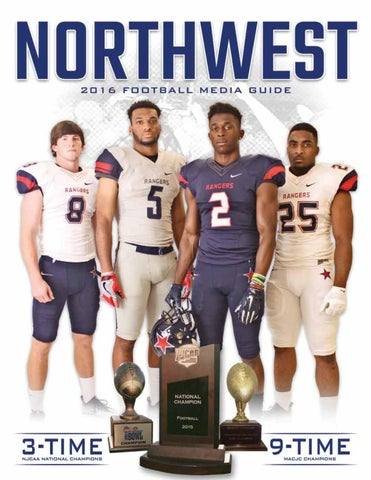 2016 Northwest Football Media Guide by Northwest Mississippi CC - issuu 7a0948de3