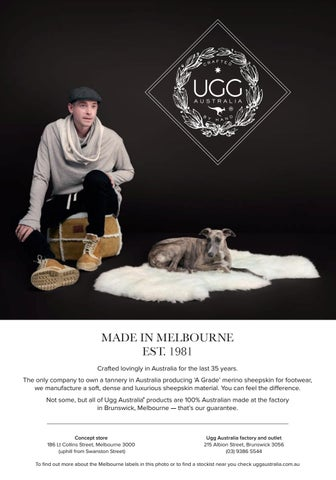 ugg australia factory outlet 215 albion st brunswick