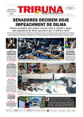 30711c8c1 Edição número 2725 - 31 de agosto de 2016 by Tribuna Hoje - issuu