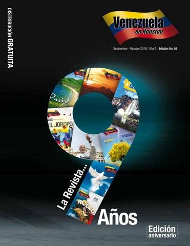 899d7f91e16c Venezuela en Houston 56 - Aniversario by Venezuela En Houston - issuu