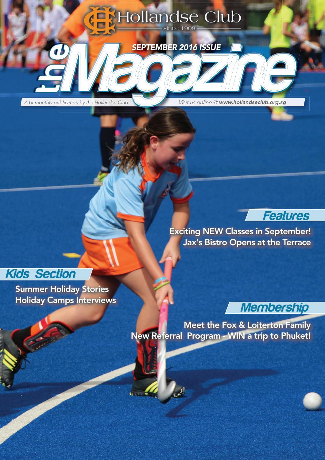 The Magazine Sep  By Hollandse Club Issuu