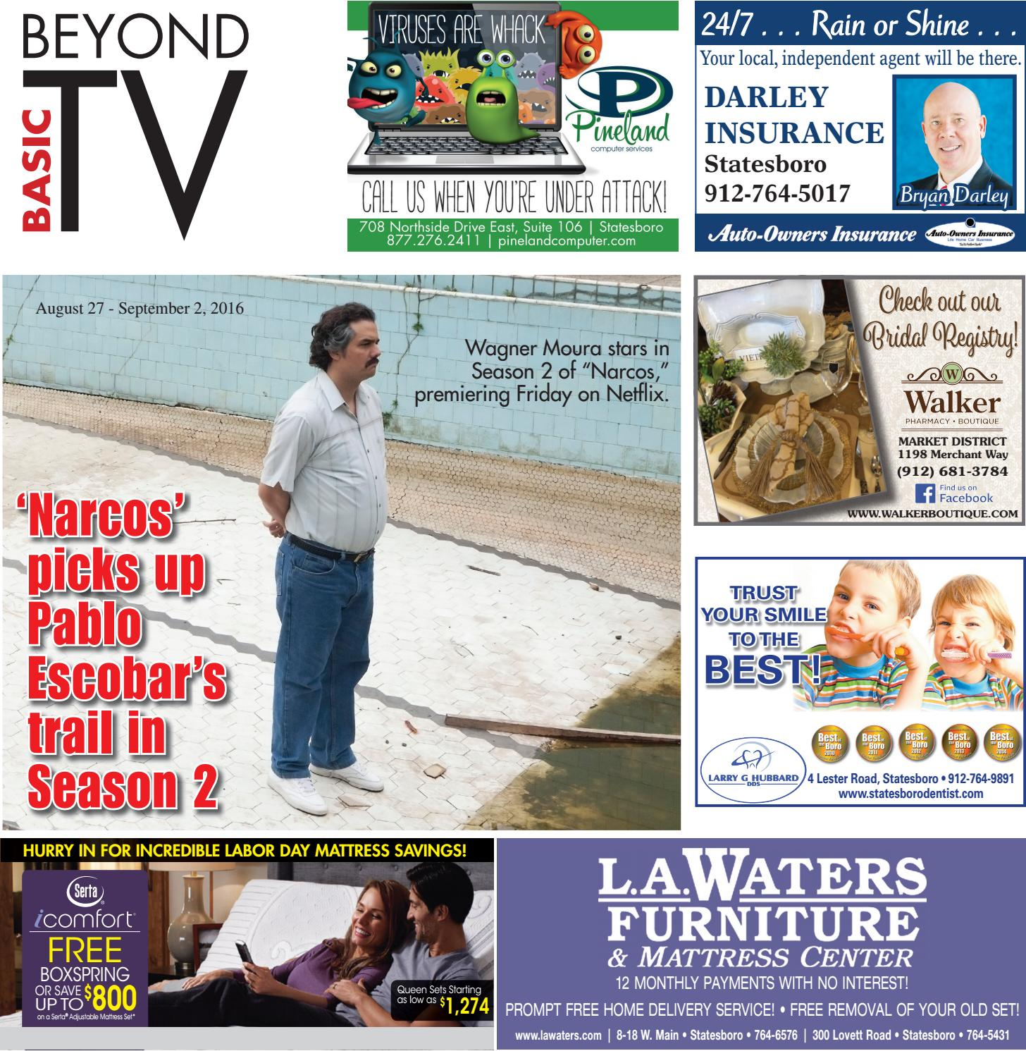 TV Guide by Statesboro Herald - issuu