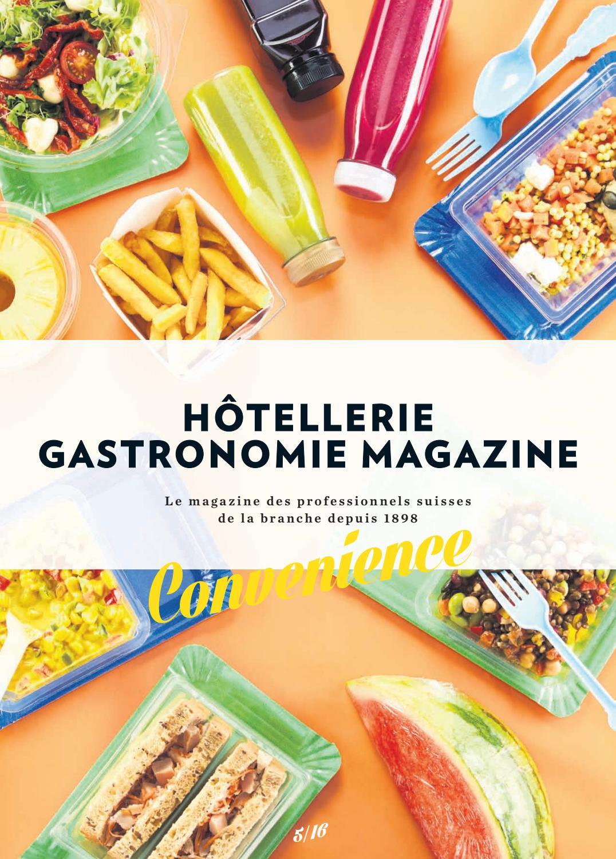 Convenience Gastronomie