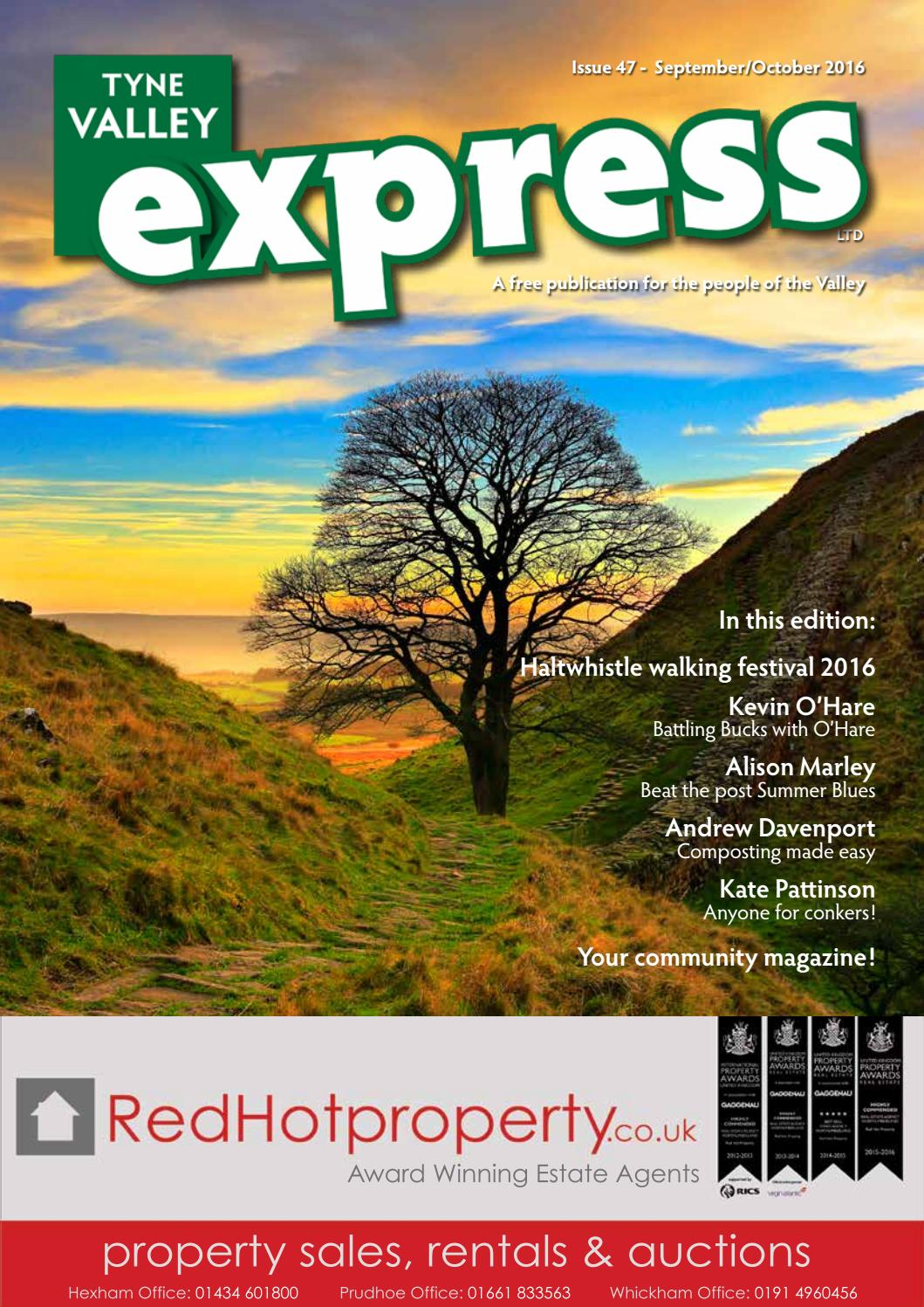 Tomato marmande agm seeds d t brown vegetable seeds - Tyne Valley Express Sep Oct Edition 2016 By Tyne Valley Express Issuu