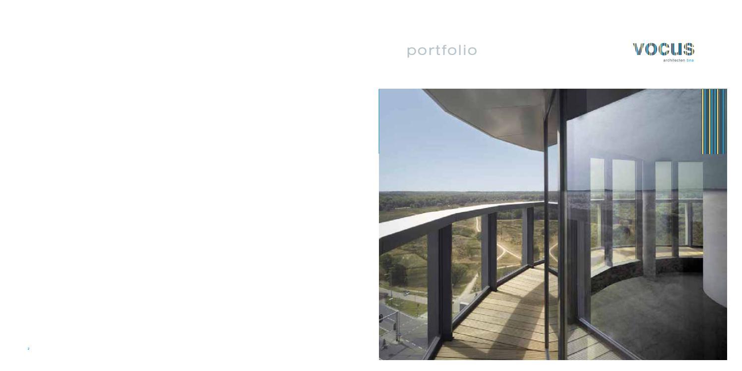 Portfolio boek vocus architecten by vocus architecten bna issuu