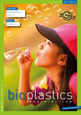 bioplastics MAGAZINE 04/2016 by bioplastics MAGAZINE - issuu