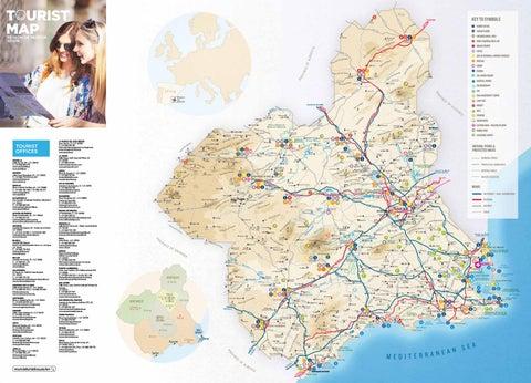 Guia de rutas por la provincia de CceresIngls by Diputacin de