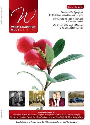 9c93bef9d2c Wolverhampton West Magazine - September 2016 by Jonathon - issuu