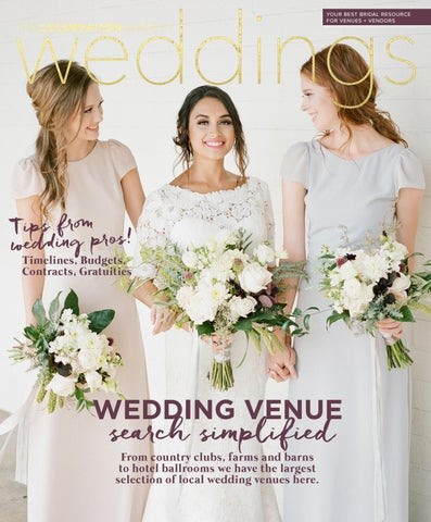 ca0ee4bbf0 The Celebration Society: Weddings Fall 2016 by Occasions Media Group ...