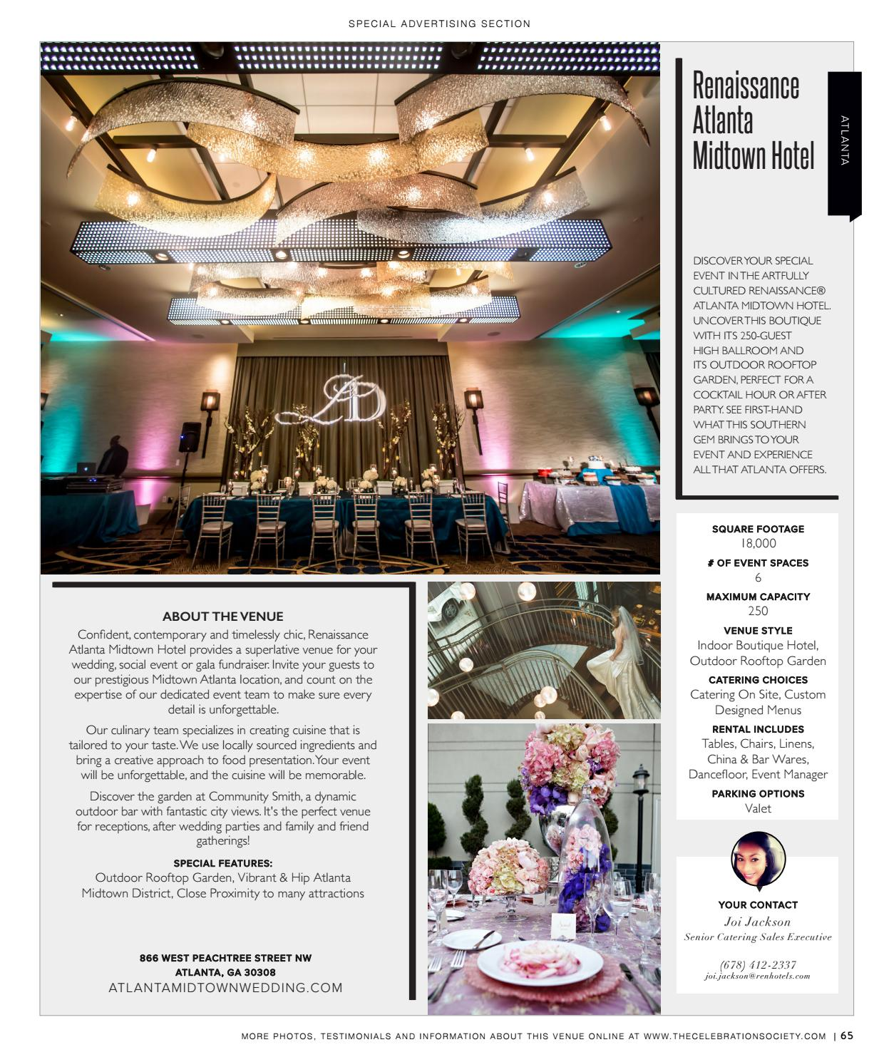 The Celebration Society: Weddings Fall 2016 by Occasions