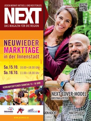 2016 09 Magazin NEXT Koblenz By Werbeagentur Blick Fang