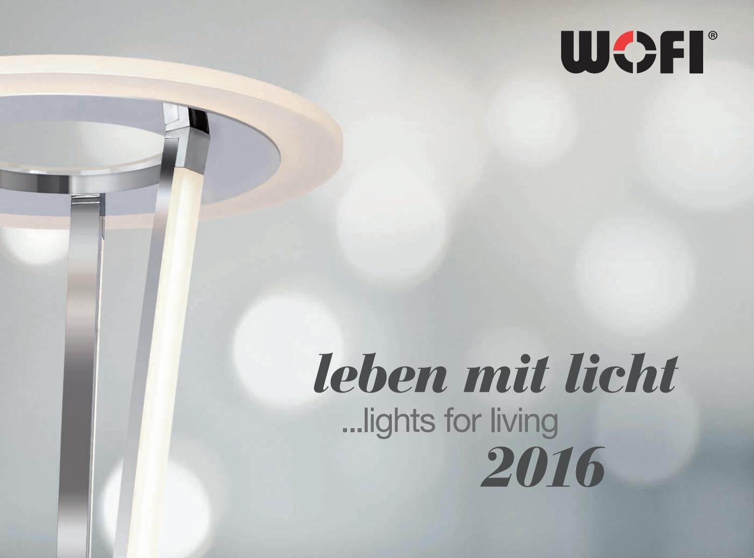 Wofi Catalogue 2016 by KES Lighting - issuu