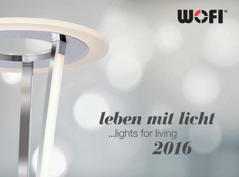 Wofi Catalogue 2016 by KES Lighting - issuu