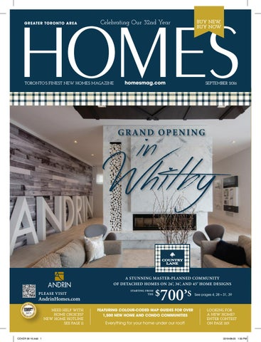 a2032d897c3 HOMES Magazine September 2016 by HOMES Publishing Group - issuu