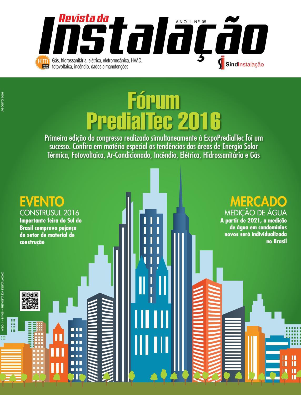 Edição 05 da Revista da Instalação - agosto de 2016 by Revista Potência -  issuu 3cfd842f5cf