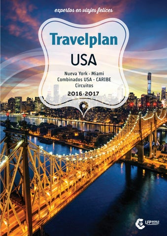 USA - Travelplan 2017
