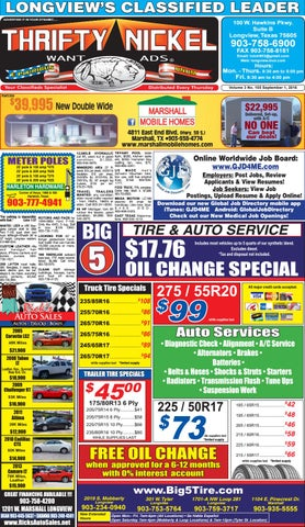 310a247089d 9 1 16 longview edition by Longview Thrifty Nickel - issuu
