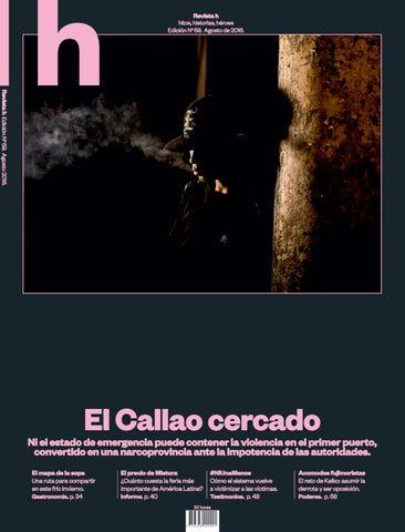 Revista h - Edición 59 by Revista COSAS Perú - issuu 77a3d7a29ef