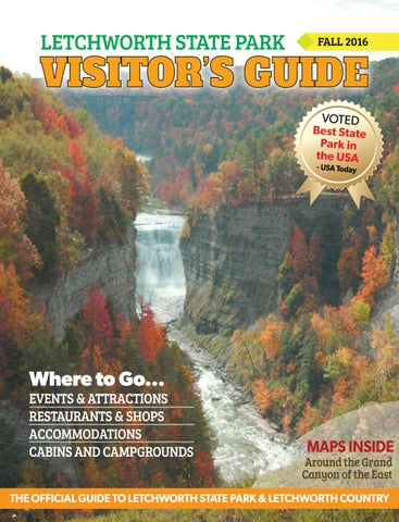 Letchworth State Park Fall Vacation Guide By Neighbor To