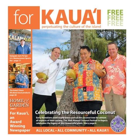 400ca28b For Kauai September 2016 by For Kauai - issuu