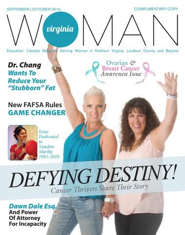 Loudoun WOMAN Magazine Sept/Oct 2016