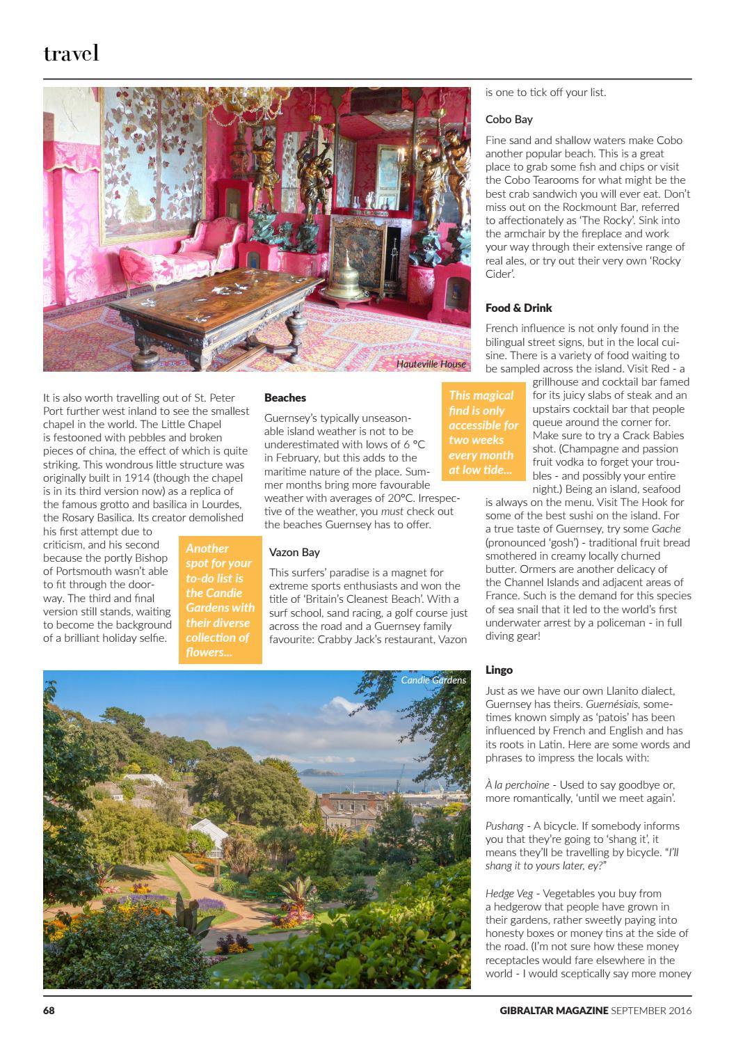 The Gibraltar Magazine September 2016 By Rock Publishing Ltd Issuu
