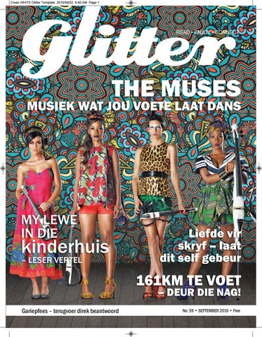 "Cover of ""Glitter September 2016"""