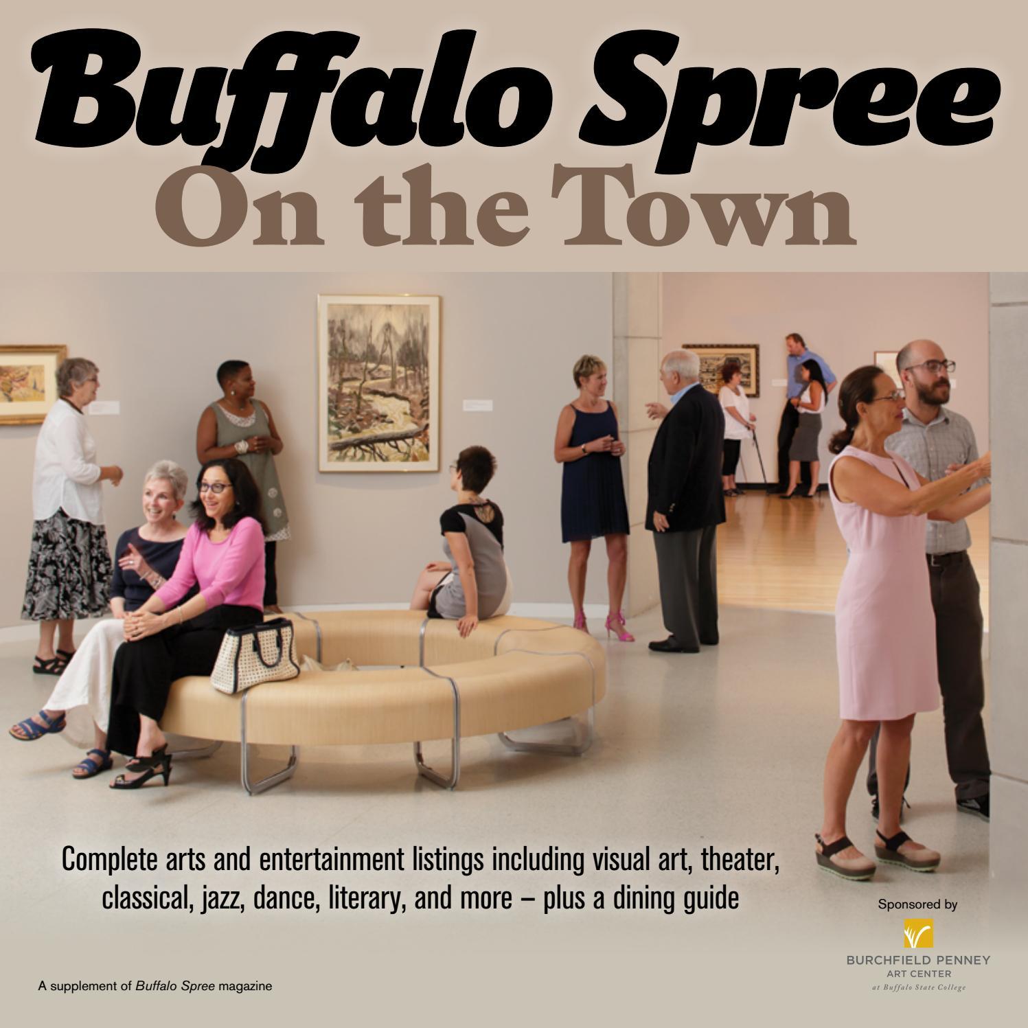 d64b1abcd Buffalo spree's on the town 2016 by Buffalo Spree - issuu