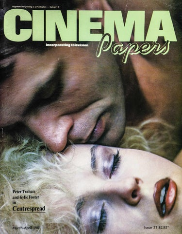Cinema Papers March April 1981 By Uow Library Issuu
